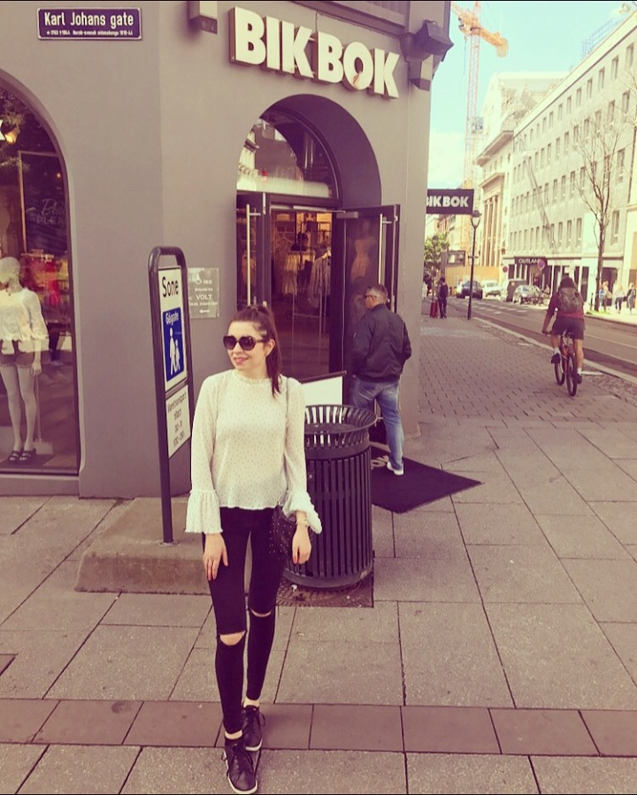 Norway and my experience at BikBok